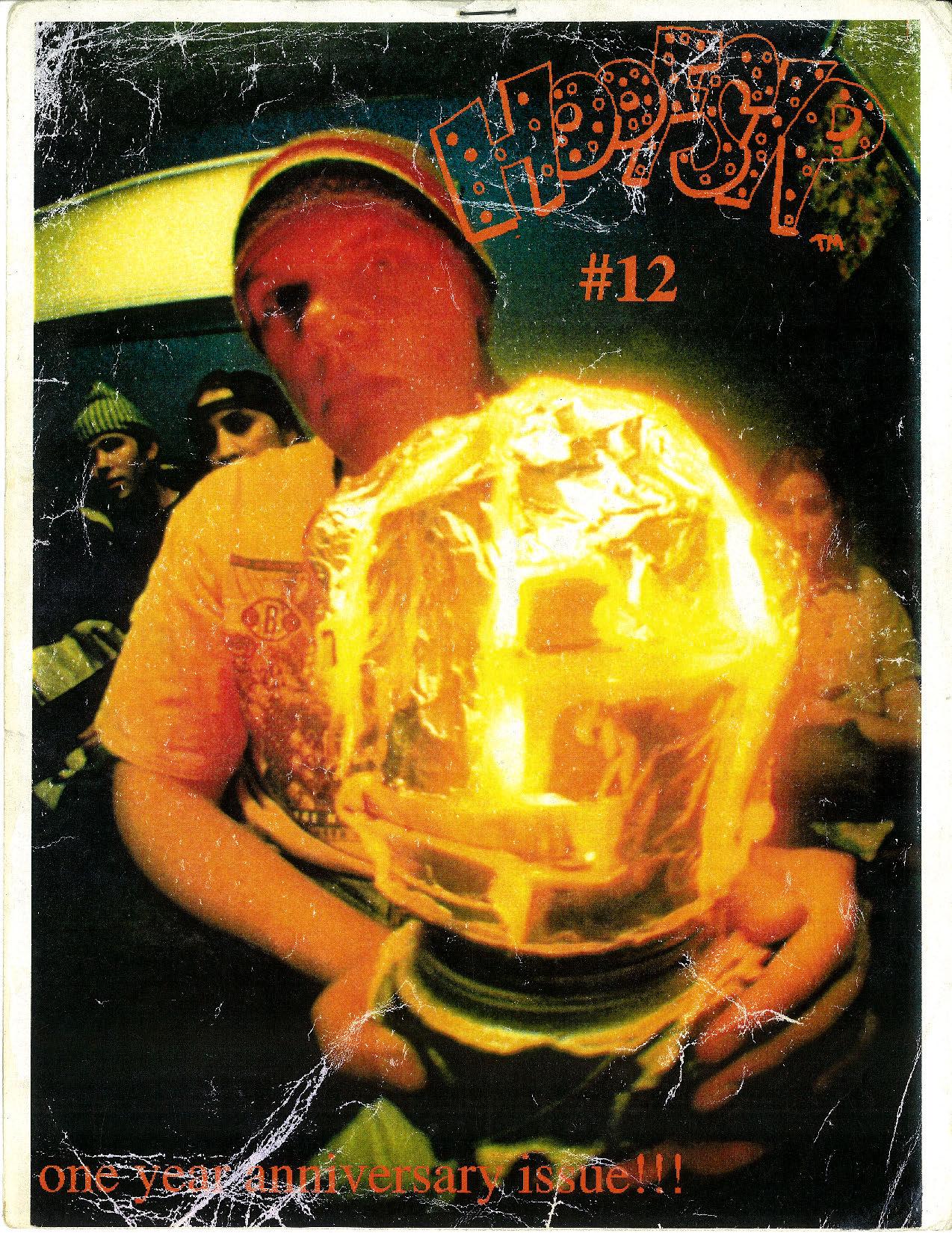 HOOFSIP #12 Cover