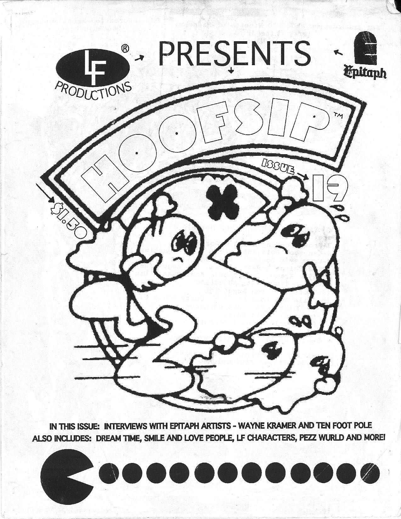 HOOFSIP #19 Cover