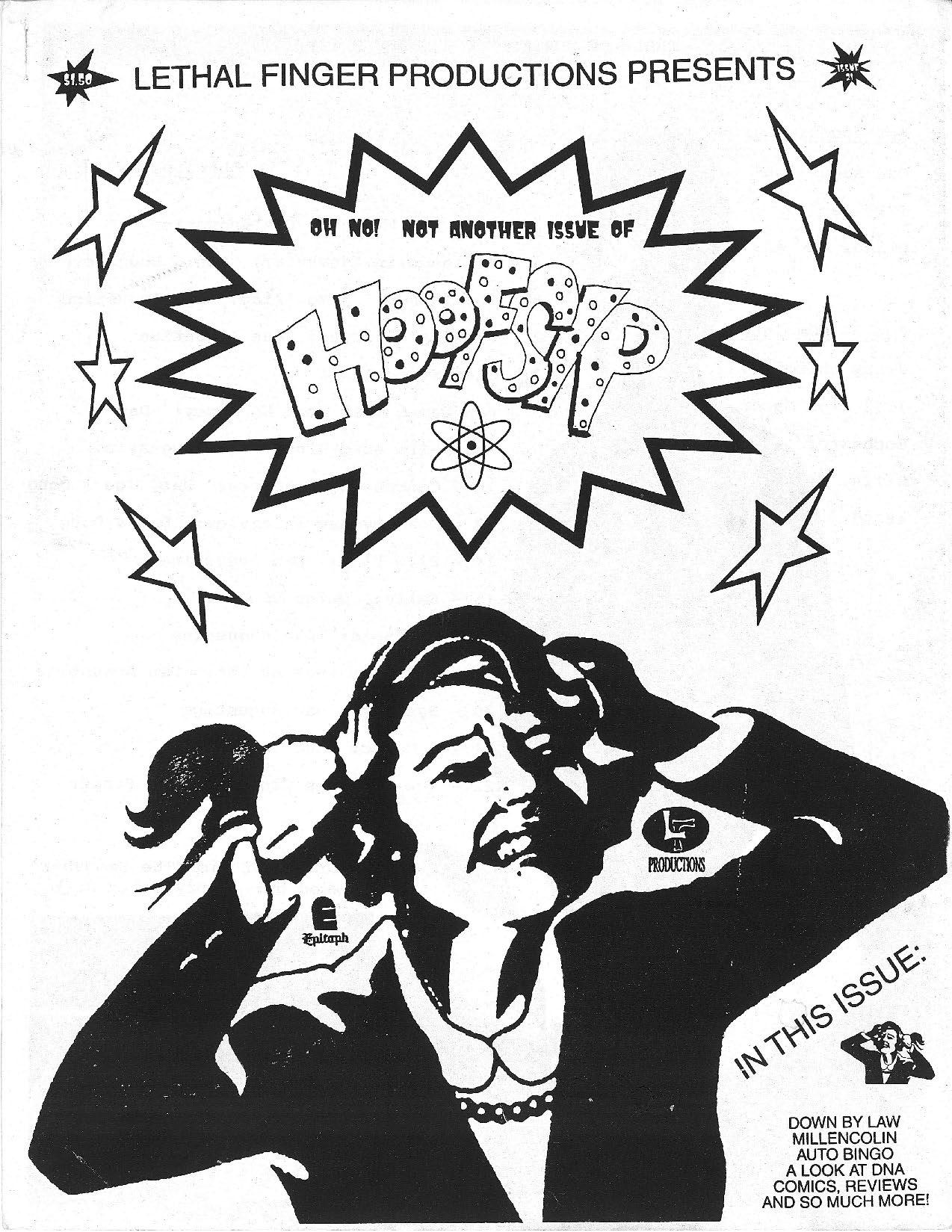 HOOFSIP #21 Cover
