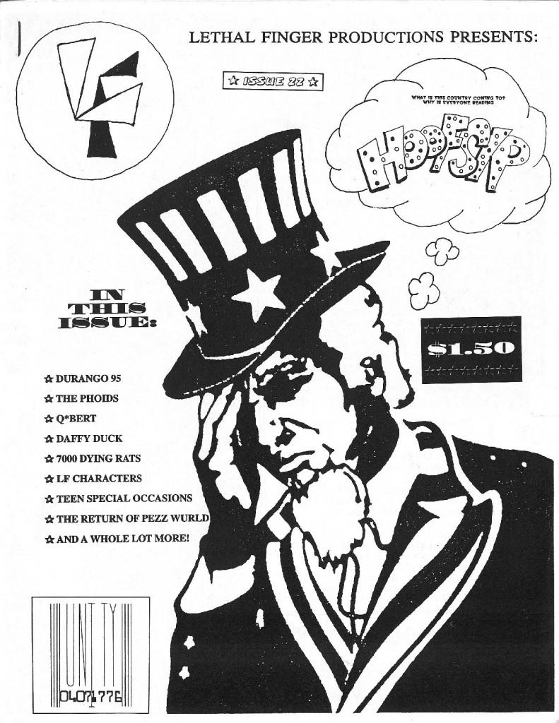 HOOFSIP #22 Cover