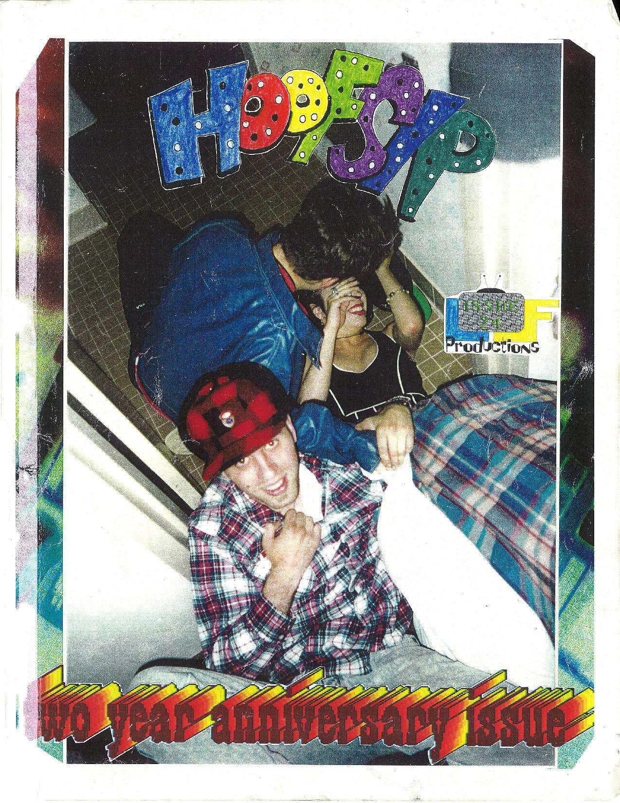 HOOFSIP #24 Cover