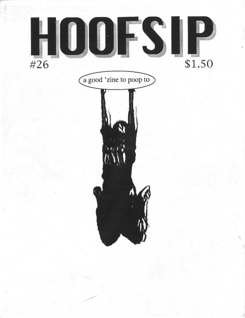 HOOFSIP #26 Cover