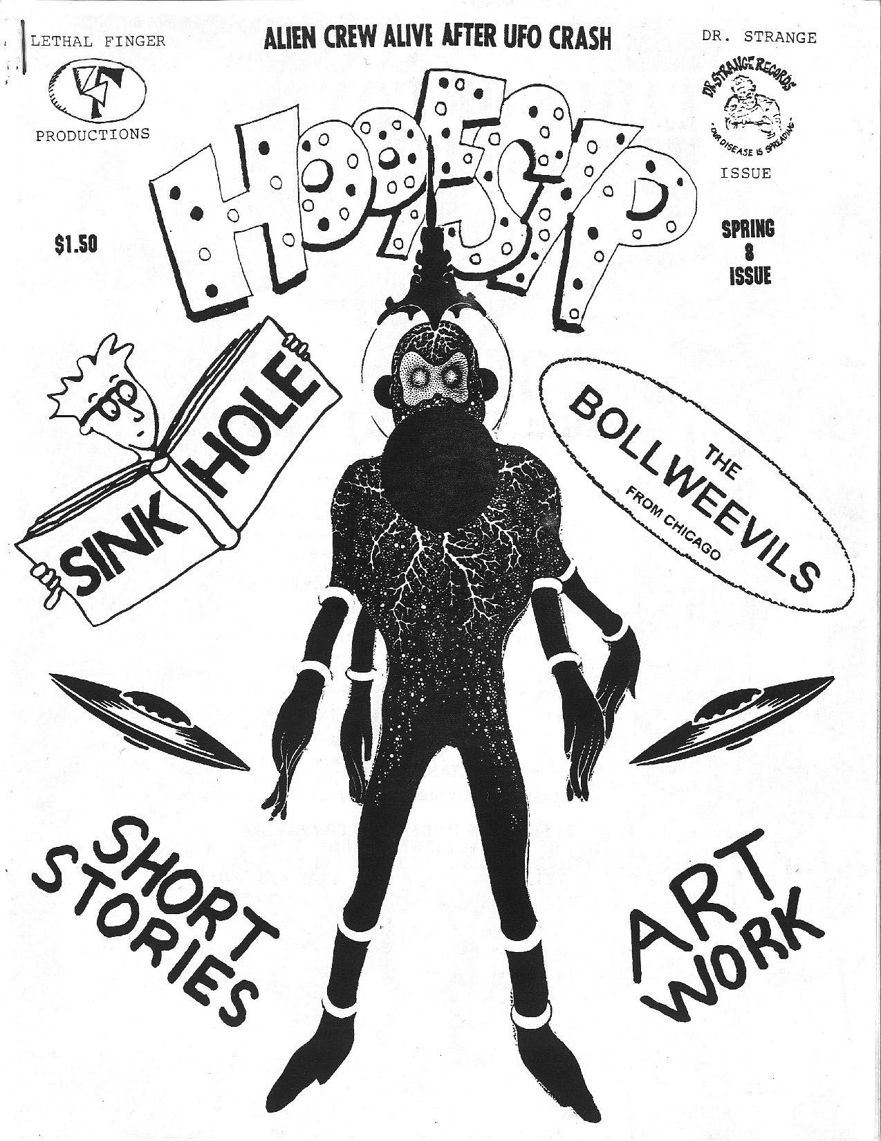 HOOFSIP #8 Cover